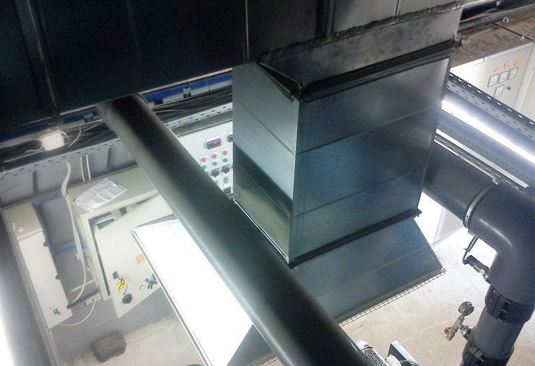 Εργοστάσιο Επεξεργασίας Σολομού FOPPEN Πρέβεζα