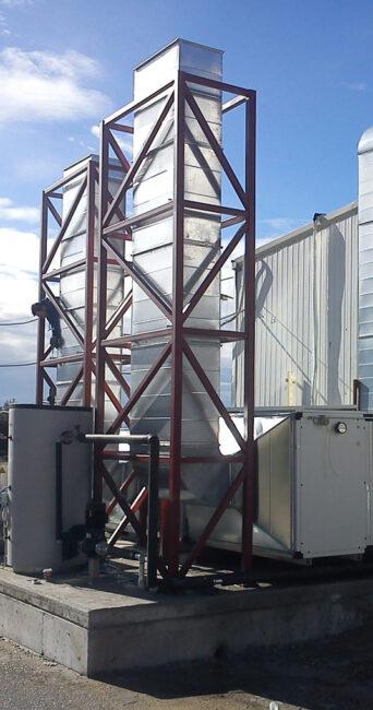 Air Duct Systems - Κατασκευή συστημάτων λευκοσιδήρου